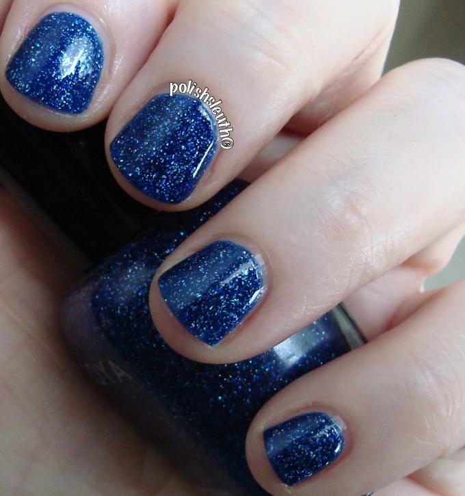 #30DaysofColourChallenge BLUE Zoya Dream
