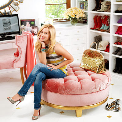 Lorena cavalcanti closet dos sonhos - Celebrities live small old stylish homes ...