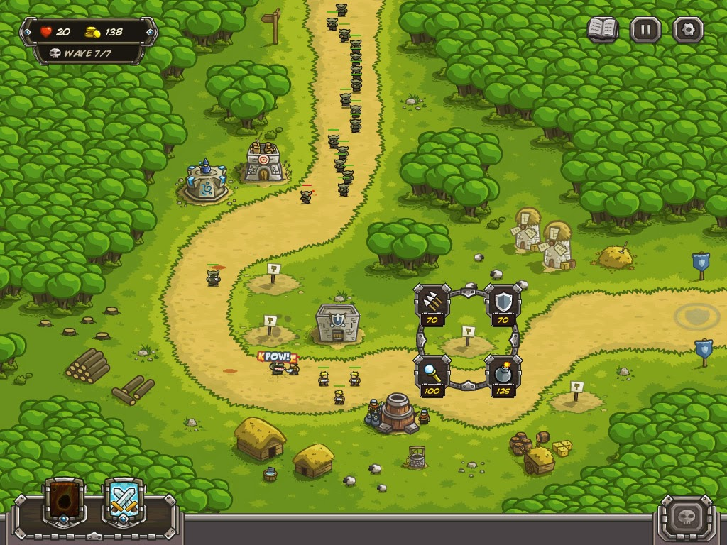 Kingdom Rush FLASH GAME
