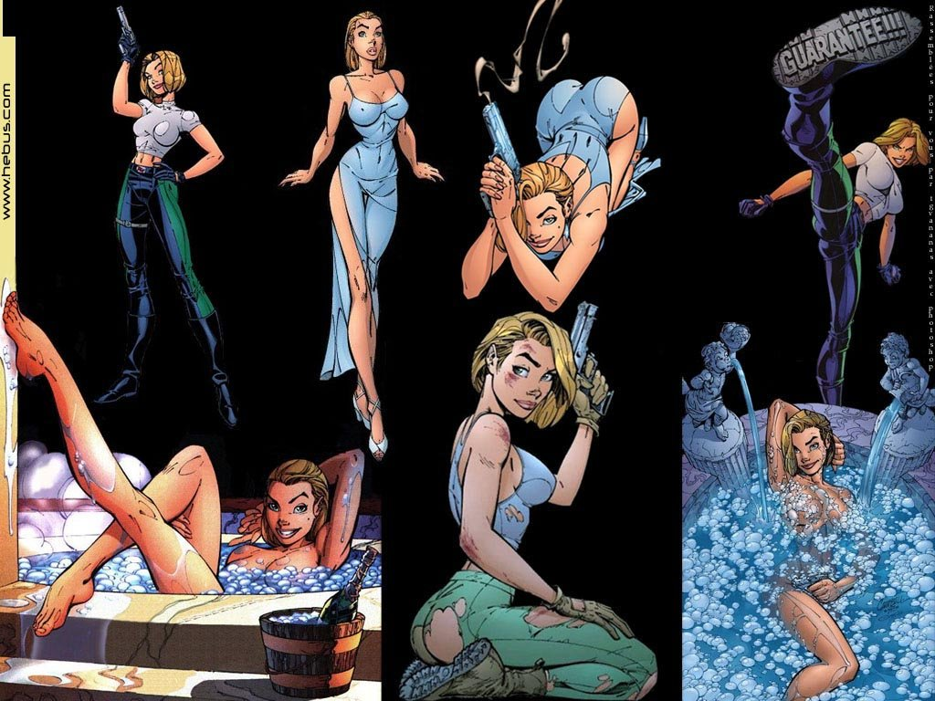 danger girl wallpaper - photo #3