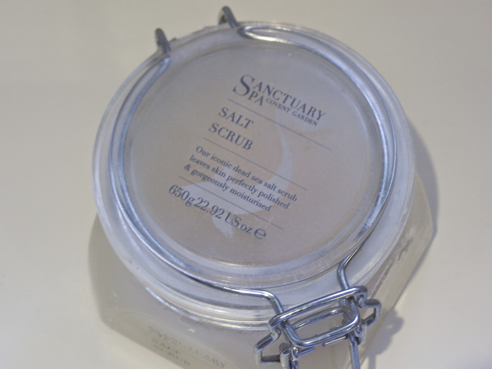 Sanctuary Salt Scrub