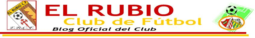 EL RUBIO Club de Fútbol