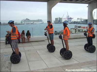 8f50f4e TBMAGP: El lado humano y actividades por Málaga