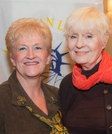 Karyn Porempski & Julie Kleszczewski