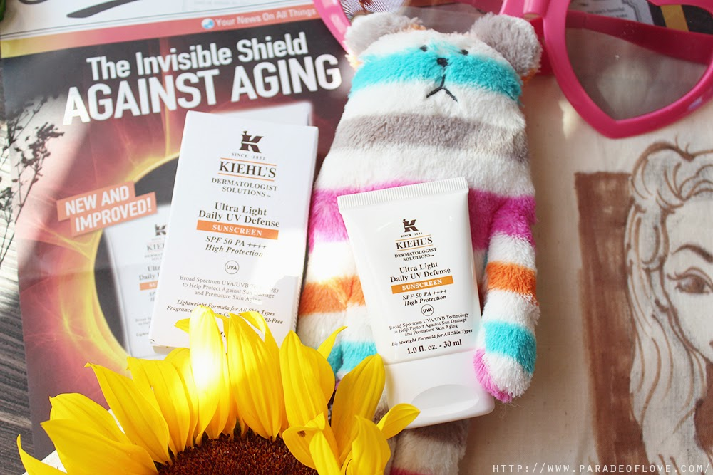 Kiehl's Ultra Light Daily UV Defense Sunscreen