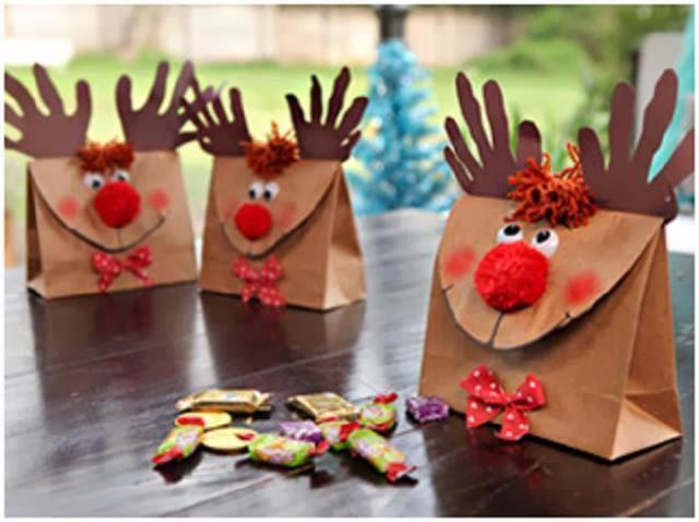 Recursos para escuela infantil manualidades navidad - Manualidades navidad faciles ...