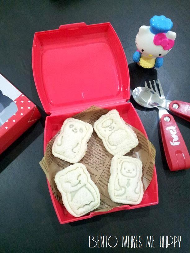 Bento Makes Me Happy Animal Palz Mini Sandwich Amp Egg Press