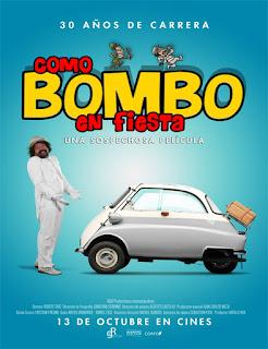 Ver Como Bombo en Fiesta (2016) película Latino