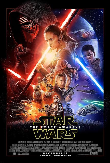 Portada Star Wars - El despertar de la Fuerza