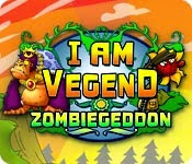 เกมส์ I Am Vegend - Zombiegeddon