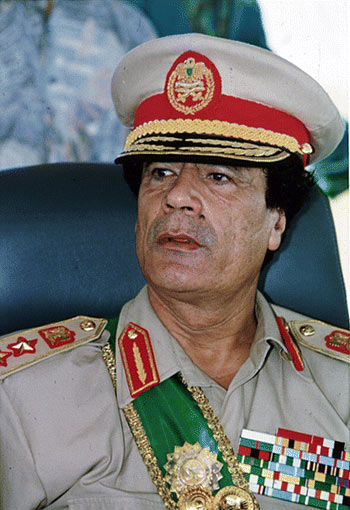 Muammar Gaddafi Net Worth