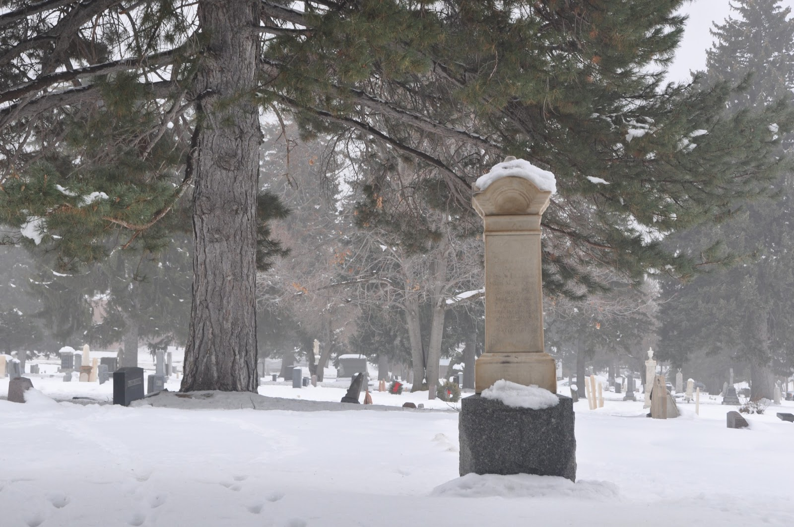 salt lake city, salt lake city cemetery, cemetery, headstone, cemetery in the winter, vintage headstone, fashion blog, fashion blogger, style blog, style blogger, mens fashion, mens fashion blog, mens style, mens style blog, womens style blog, anthropologie ootd blog, anthropologie ootd, anthropologie, ootd, mens ootd, womens ootd,