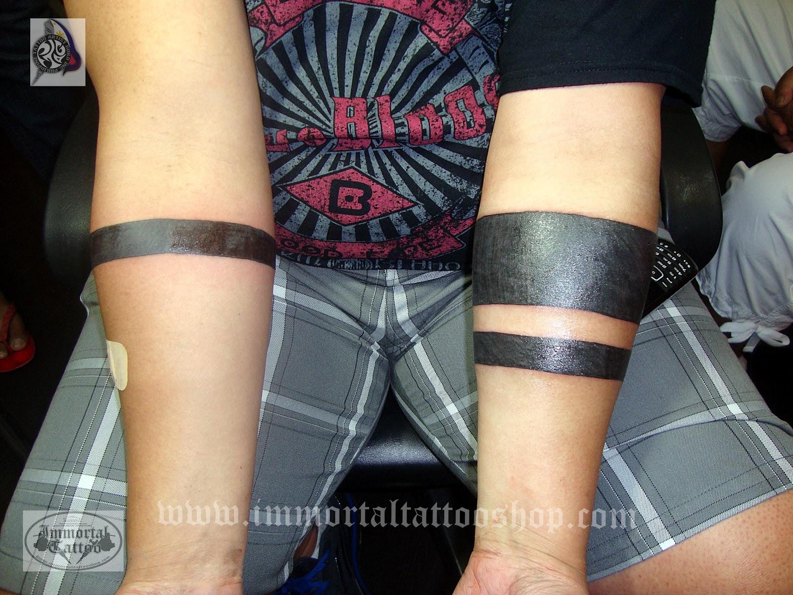 meanings ring tattoo tribal TATTOO/FILIPINO TATTOO FILIPINOTATTOO: BAND ARM