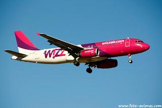 Airbus A320 / HA-LWG