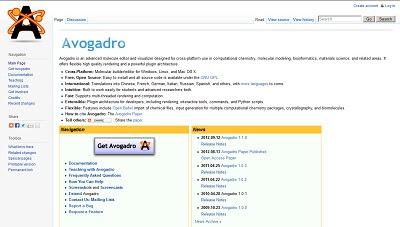 Avogadro, Science - Chemistry