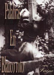 PALABRAS EN BLANCO ROTO