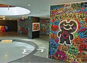 Recorrido virtual por el Museo de Arte Contemporáneo de Bogotá