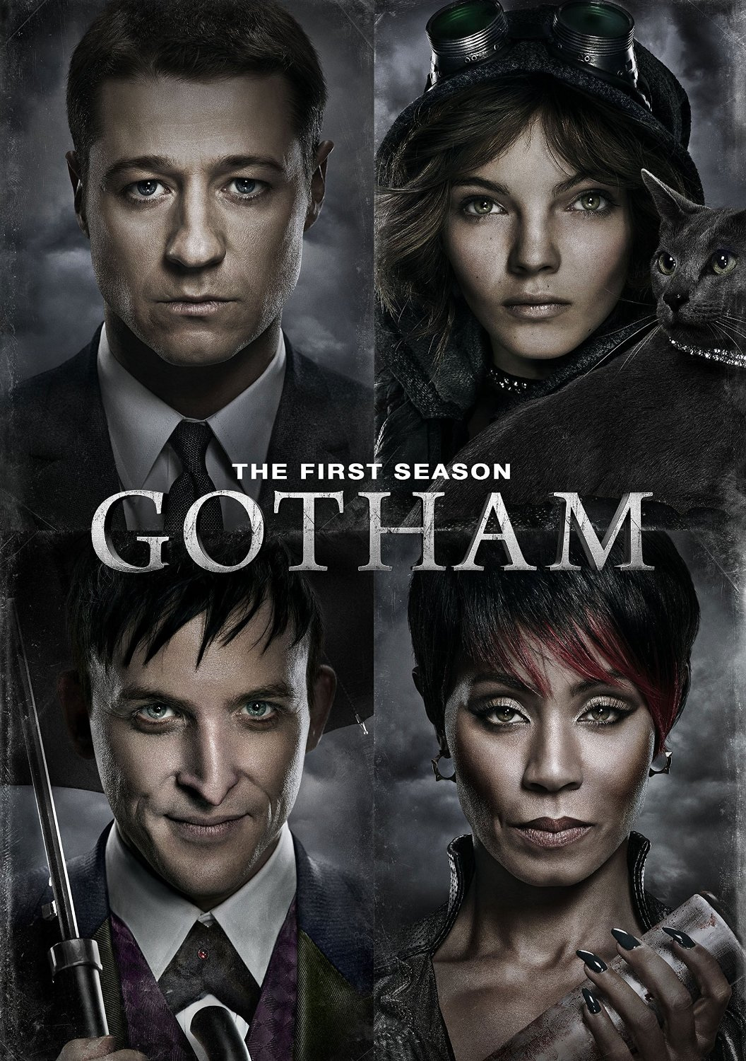 Gotham 1ª Temporada (2015) WEB-DL 720p Dual Áudio Torrent
