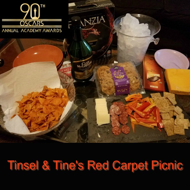 Tinsel & Tine Loves the OSCARS