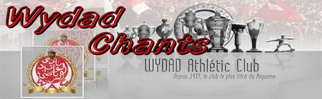 Wydad Chants