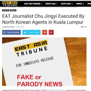 Singapura ketawakan orang yang bodoh percaya kepada pembohongan RBA DAPig.