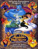 Aladdin y el rey de los ladrones (1995) [Latino]
