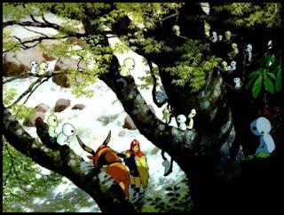 La princesa Mononoke (1997), de Hayao Miyazaki