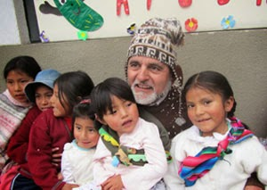 Como colaborar con Infancia Misionera