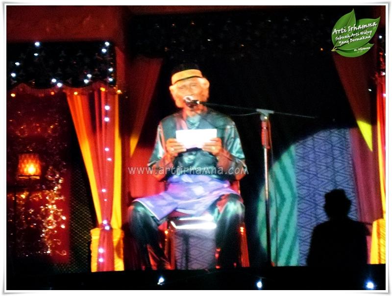 Bujang Dare Pontianak 2012 - Syair Melayu