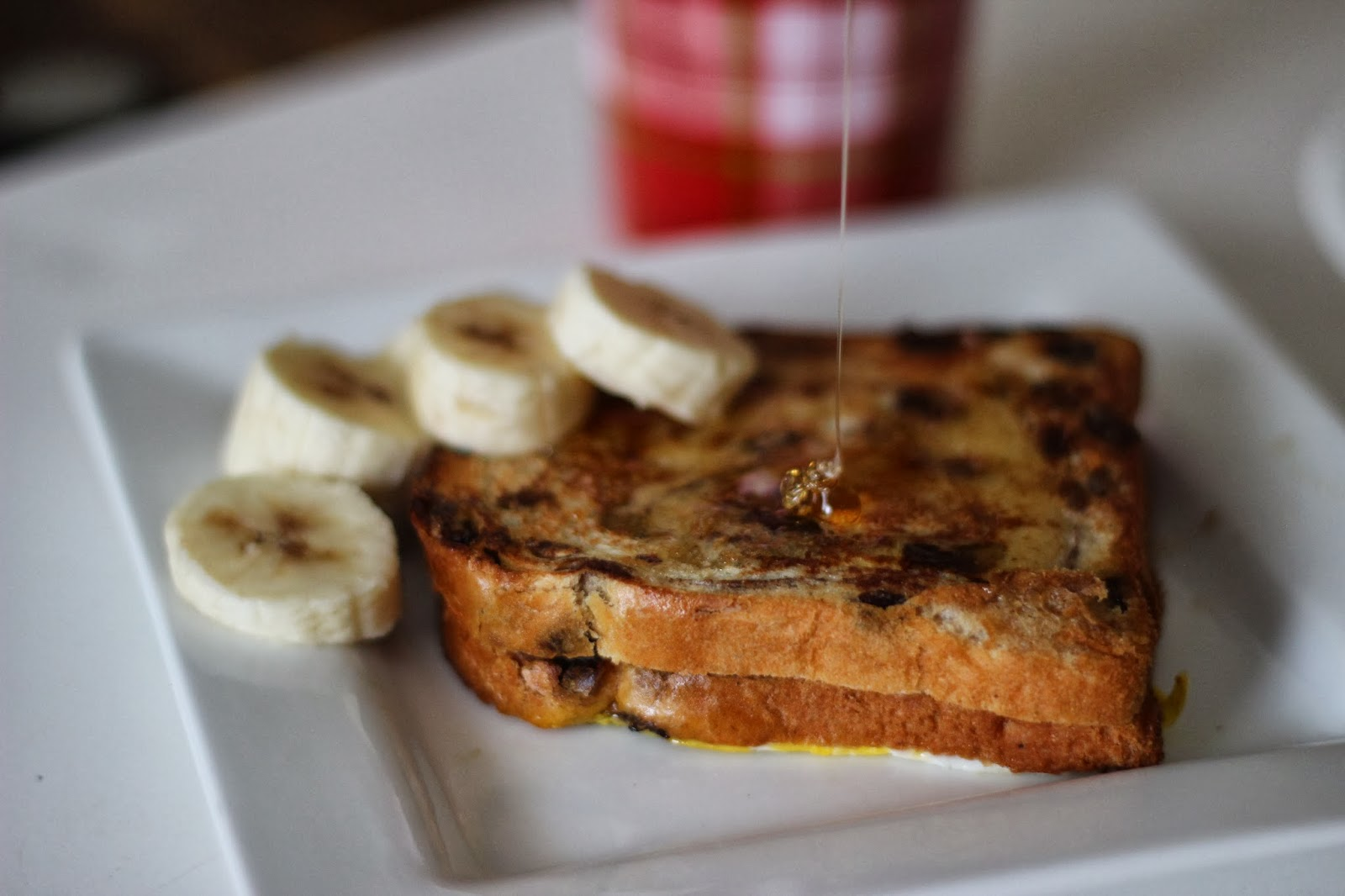 Cinnamon Raisin Banana French Toast – Dina's Days