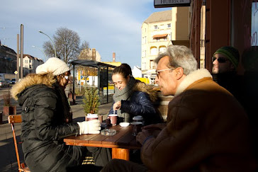 El café en Caligariplatz