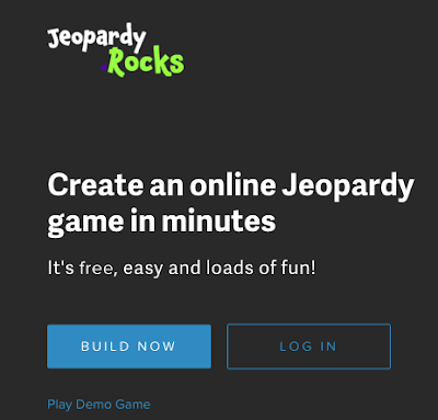 online jeopardy game creator