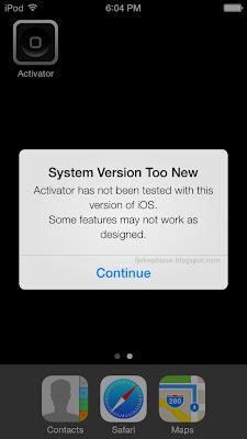 Comenzaron las pruebas del Jailbreak en iOS 7 ?