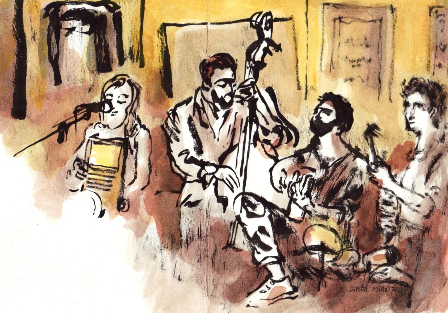 Rencontre celibataire musicien
