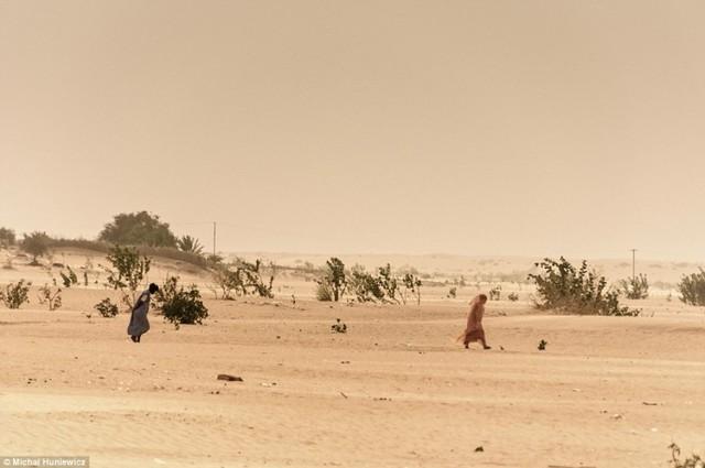 thành phố Mauritania