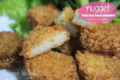 Nugget Brokoli