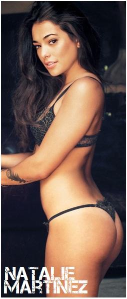 GETS NATALIE MARTINEZ NEXT TO Natalie Martinez Hot