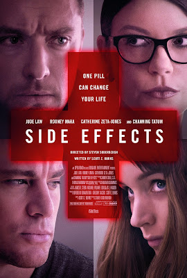 Side Effects 2013 film large movie poster