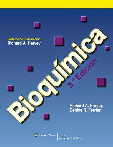 Bioquímica Richard Harvey 5ª Edición pdf | booksmedicos
