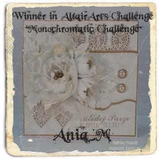 Wygrałam w AltairArt