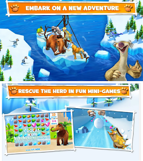 ice age adventure kumpulan game offline