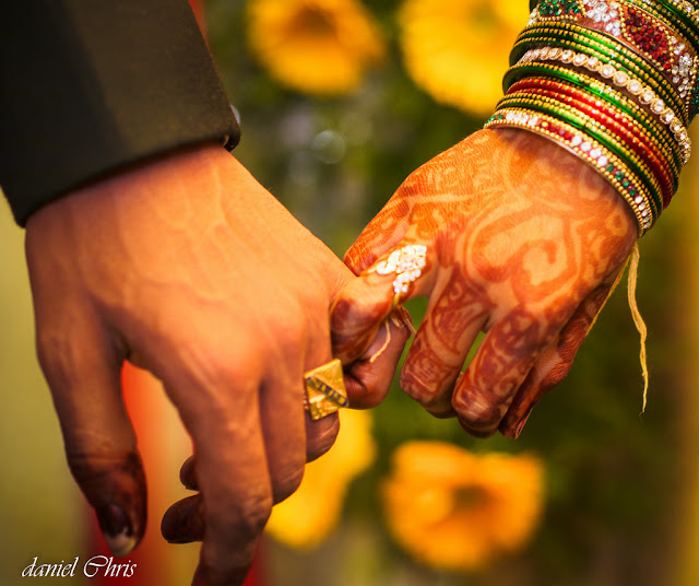 Punjabi Marriage Couple Holding Hands Holding hands Holding hands