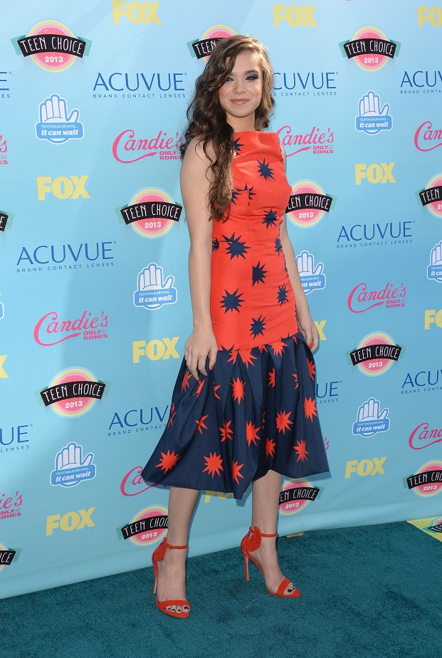 Hailee Steinfeld - 2013 Teen Choice Awards