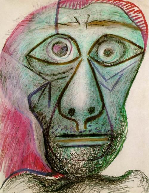 Picasso Portrait Picasso Self Portrait Near
