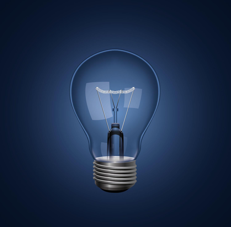 Light bulb vector downloads