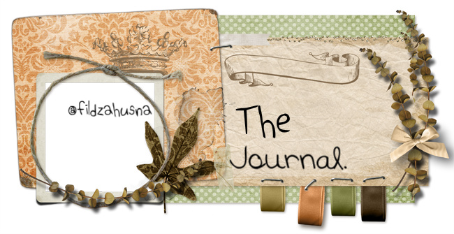 A Journal: Write and Skecth!