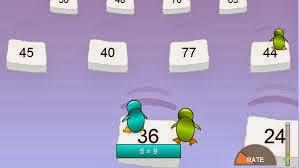 Αγώνες πιγκουίνων
