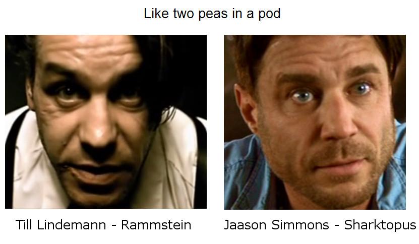 Till Lindemann Jaason Simmons doppelganger