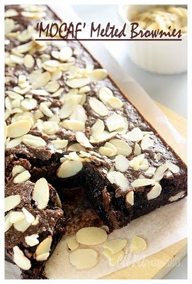 cara membuat melted brownies by dapur radissa mocafindo