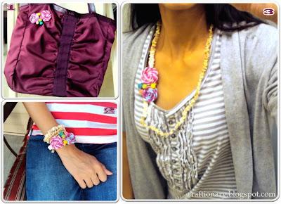 rosettes accessories